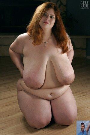 BBW Lana nude